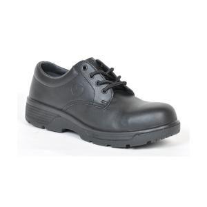 Zapato De Corte Bajo Azul Estilo Btgbtcc7.5 Negro Tamaño 7.5 Oxford Con Punta De Material Compuesto De Blue Tongue Btgbtcc7.5