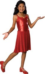 High School Musical Shoes (Deluxe Gabriella Costume - Large)