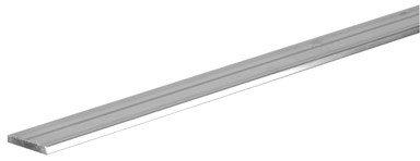 Boltmaster Aluminum Flat Bar 1/8'' X 1'' X 72'' Mill Ref.Natlno.247-072 Bulk