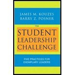 Student Leadership Challenge - Five Practices for Exemplary Leaders (08) by [Paperback (2008)]