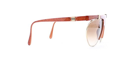 Christian Dior 2555 Sqr 45 Red Authentic Women Vintage Sunglasses
