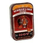 Newman's Own Organics Mints Cinnamon, 1.7600-ounces (Pack of6)