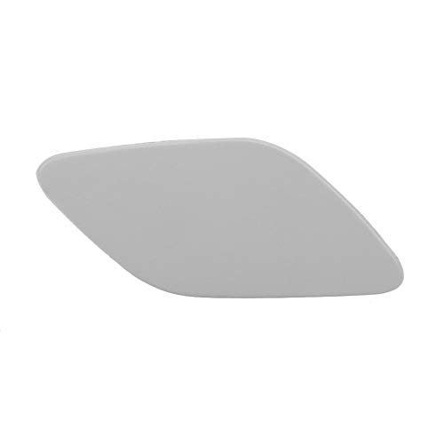 KIMISS Front Headlight Washer Cover Cap Lamp Flap Bumper Trim for BMW 3-Series E92 E93 6167 - Bmw Washers Headlight