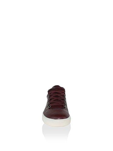 X-ray Ridge Low Top Sneaker Oxblood