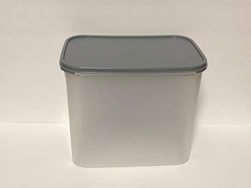 Tupperware Modular Mates Rectangular Greystone Seal (Rectangle #4, 37 cups) -  Tupperware...