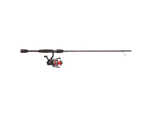 Abu Garcia Black Max Spinning Combo (Rod And Reel Spinning Combo)