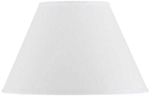 Cal Lighting SH-1069 11-Inch Side Hardback Fabric (Cal Barrel)