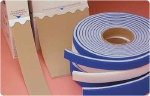 RFoam-2 Strapping Material Blue, 1''x 5 yd. (2.5cm x 4.6m). Sold in a bag.