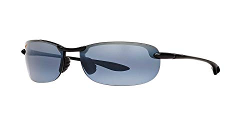Maui Jim Makaha, 405-02 Gloss Black/Neutral ()