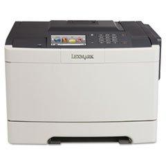 Lexmark CS510DE Multifunction Printer-Multipurpose Printer,32ppm,250Sht Cap,12''x17-2/5''x16,GY