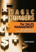 Magic Numbers Sales Management Measures product image