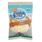 Hartz 01001 6 Oz Rawhide Chips Dentist's Best With DentaShield™