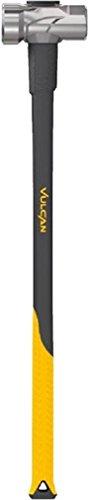 Vulcan 34868 Demolition Hammer with Fiberglass Handle, 8 Lbs