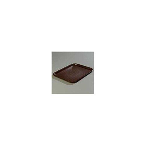 Carlisle CT1418-69 Chocolate Cafe® Standard Tray, 17 7/8