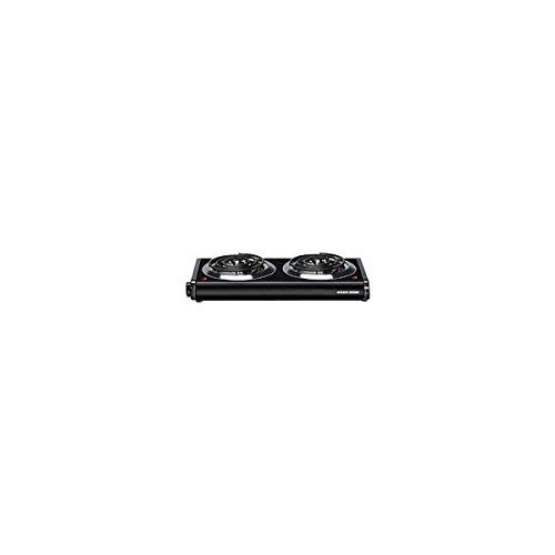 Black & Decker Buffet Range 1000 W/500 W Double Burner ()