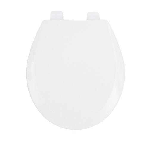 Round Open Front Toilet Seat - 8