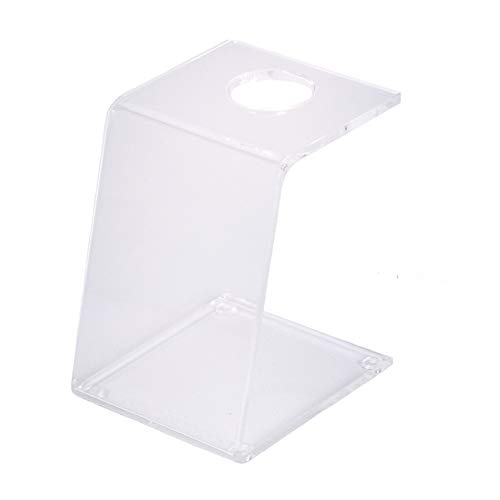 - Mirart Clear Acrylic Single Cone Holder
