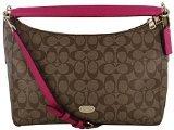 Coach East/West Celeste Women's Convertible Handbag F34899 Beige