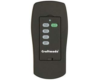 Craftmade UCI-Remote Remote Control by Craftmade