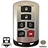 6 Button Toyota Sienna Smart Proximity Remote Key Hyq14adr