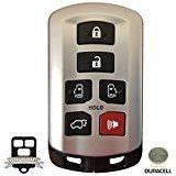 Toyota Sienna Remote (6 Button Toyota Sienna Smart Proximity Remote Key Hyq14adr)