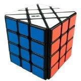 4x4 fisher - New, YJ MoYu AoSu 4x4x4 Fisher Cube Black