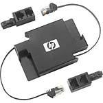 Retractable Telephone & Ethernet Cord