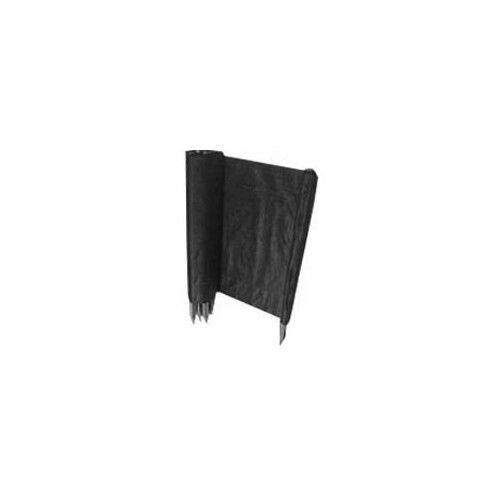 Mutual Industries 14987-0-24 Fabric Silt Fence 100' x 24