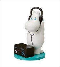 - FamilyMart limited Happy lottery Moomin A Award Resin figures