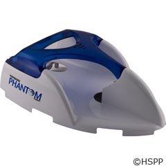 Hayward AX6000TA Deck with Wing and Cam Cap Replacement for Hayward Phantom and Phantom Turbo Pool - Phantom Hose Pressure Hayward