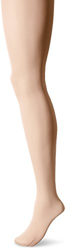 Gia-Mia Dance Women's Footed Tight Jazz Costume Performance Team, Ballet Pink, S/M