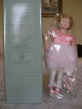 Avon Porcelain Doll Ballet Recital