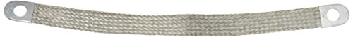 (Quick Cable 7903-001 Braided Ground Strap, Lug to Lug, 13