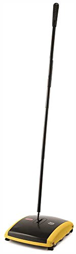 - Rubbermaid 7.5 in. Plastic Dual-Action Sweeper