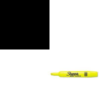 KITSAN1858549SAN25025 - Value Kit - Uni-ball Kuru Toga Mechanical Pencil (SAN1858549) and Sharpie Accent Tank Style Highlighter (SAN25025)