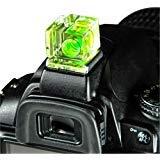 FotoTech Hot Shoe Spirit Bubble Level for Canon/Nikon/Sony/Pentax/Sigma/Olympus/Panasonic DSLR/SLR/EVIL/FILM Camera with...