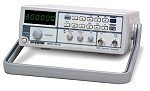 GW Instek SFG-1013 DDS Function Generator with Voltage and 6 Digit LED Display, 0.1Hz to 3MHz Frequency (Digit 6 Led)