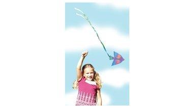 Roylco Paper Bird Kite Craft Kit - Set of 32