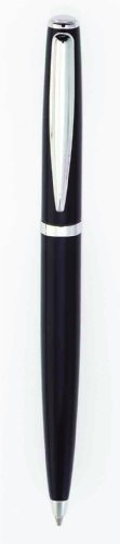 nical Pencil, Black Lacquer with Chrome Accents (WM751BLK) ()