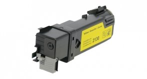 Dell 2130/2135 Tnr Yellow HY, 330-1438 / T108C / 330-1391 / 330-1418 / T104C / 330-1387 (Remanufactured) (Color Laser Tnr)