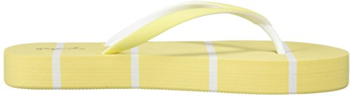 Sandal Flop Qupid Thong Yellow Flip Women's 1wZFUq