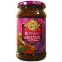 Pataks Paste Biryani - Patak Curry Paste