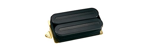 DiMarzio DP222 D Activator X Humbucker Bridge Pickup Black Regular Spacing