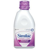 Price comparison product image Similac Alimentum Hypoallergenic Formula with Iron,  DHA / ARA,  Ready to Feed,  1-Quart
