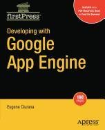 Developing with Google App Engine ebook