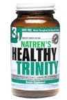 Natren Healthy Trinity Probiotics 90 Capules Dairy Free by Natren