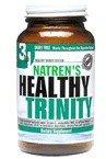 Natren Healthy Trinity Probiotics 90 Capules Dairy Free by (Natren Healthy)