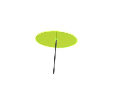 Cazador-del-sol - 8'' Suncatcher Set of 3 - Uno - Green by Cazador-del-sol (Image #3)