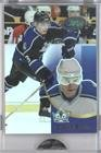 Dustin Brown Manufacturer ENCASED Uncirculated (Hockey Card) 2003-04 eTopps - [Base] #49