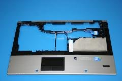 HP 594098-001 Upper CPU cover (chassis top) - With integrated Touchpad, smart card reader, and fingerprint reader - For use with the HP EliteBook 8440p (Upper Cpu Cover Chassis)